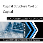 Capital Structure Cost of Capital