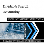 Dividends Payroll Accounting