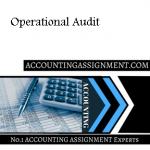 Operational Audit