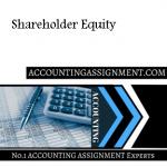 Shareholder Equity